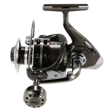 FDDL 13+1BB Ball Bearings Carp Fishing Reel Spinning Reel Pesca Exchangeable TWO Handle Aluminum Alloy Fishing Reel