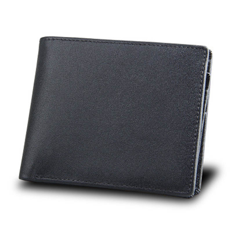 YISHEN Fashion Protected RFID Men Short Wallet Genuine Leather Trifold Male Multi-bits Card Holders Small Men Purse MDN8008-8011 large capacity card id holders genuine leather package cluch bag new men s leather wallet fashion leisure leather wallet