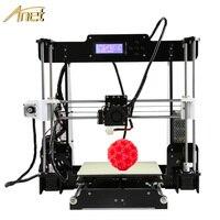 Hot Anet A8 Auto Level 3D Printer Reprap Prusa I3 DIY Kits Automatic Leveling 3D Printer