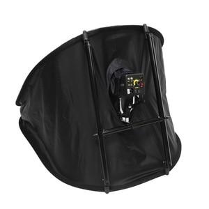 Image 5 - Meking 70*100cm Floor Level Collapsible Softbox Studio Light Modifier for Speedlite Studio Flash Strobe Portrait Shooting