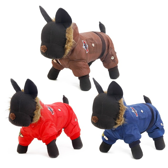 Aliexpress.com : Buy Large Dog Warm Clothes Winter Clothing Pet ...