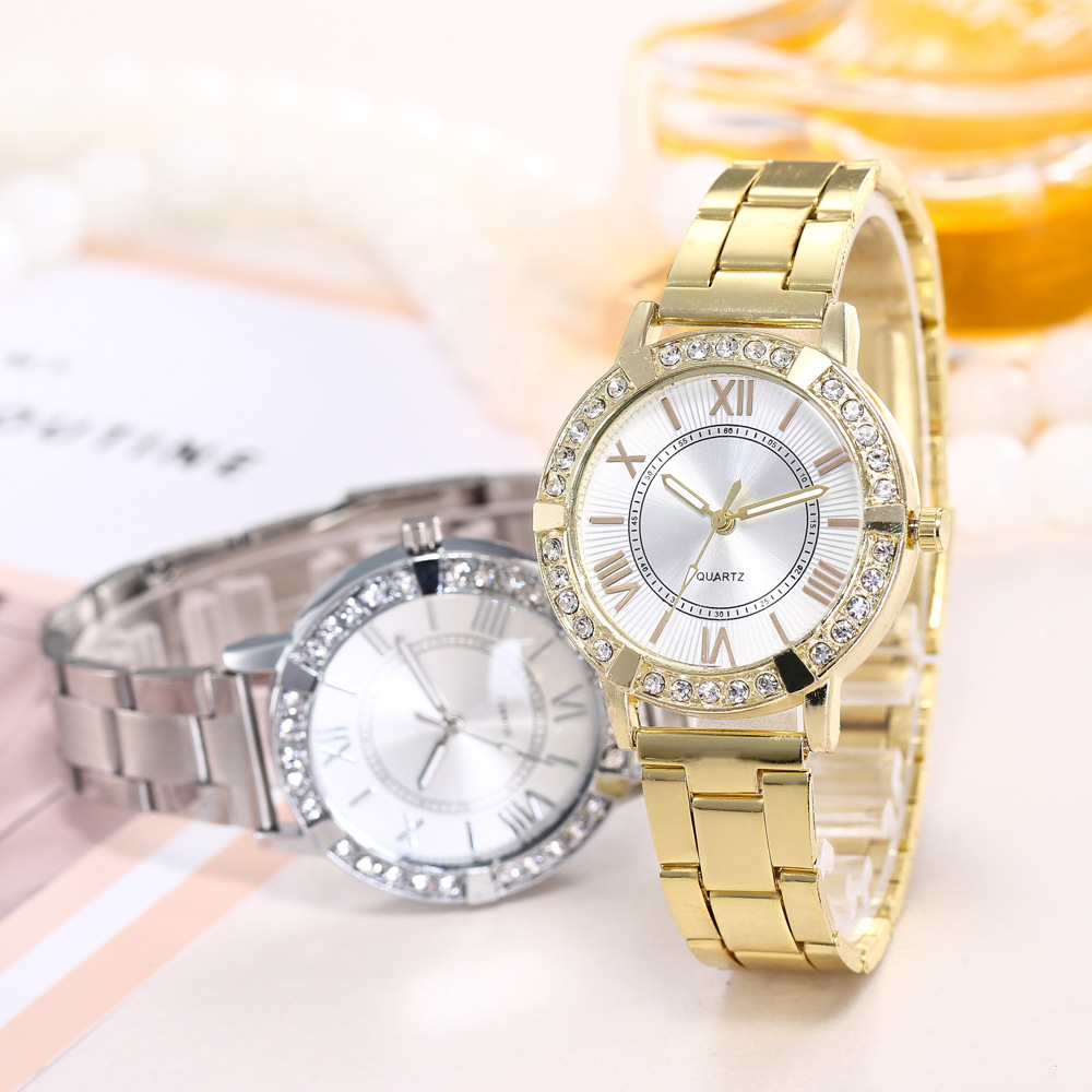 JBRL Brand Luxury Golden Wrist Watch Quartz Wristwatch New Ladies Women Watches For Female Clock Montre Femme Relogio Feminino