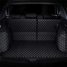 Mat Tronco tapete de carga do carro para mercedes benz GLK X204 W167 GLE GLS ML W164 W166 X166 W221 W222