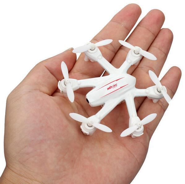 X901 Mini Drones com 2.4 GHz 6 Axis Gyro MJX RC Hexacopter com Rolo 3D Tropeço Função Helicóptero De Controle Remoto