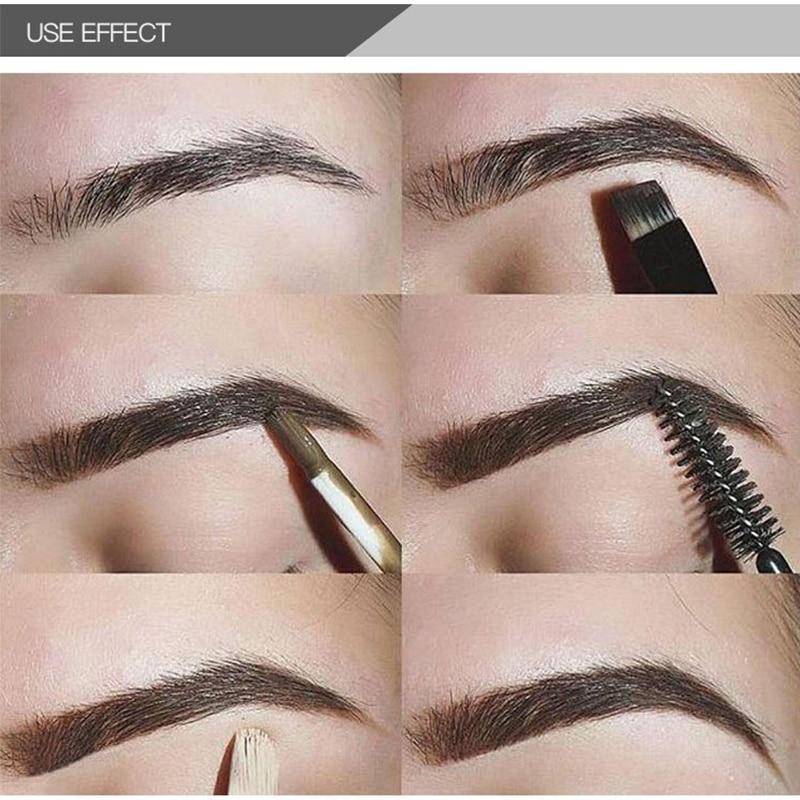 Картинки как правильно оформить брови