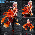 20 cm Japan Anime Guilty Crown Action INORY Figures Yuzuriha Inori figures PVC model toys for collection decoration