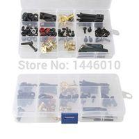 Crazy Tattoo Storage Box Pro DIY Kit of Parts Accessories Screws Kit For Tattoo Machine Gun Repair and Maintain Free shipping