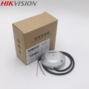 Image 4 - Hikvision DS 2FP3021 OW 야외 방수 마이크 패스 ce fcc 표준 ip 카메라 사운드 레코드