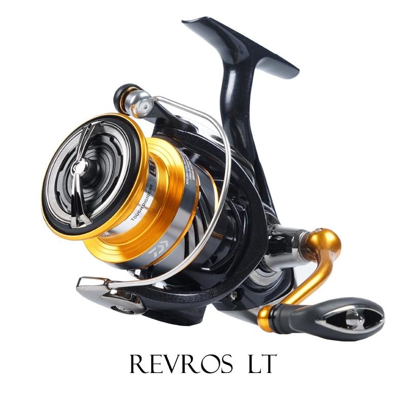 2019 DAIWA REVROS LT 1000XH 2000XH 2500XH 3000CXH 4000CXH 5000CXH 6000H Spinning Fishing Reel made in