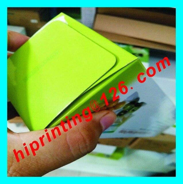 Aufkleber und karte druck/Custom Design Well karton box /Android TV Box/karton verpackung box