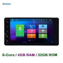 Aoluoya RAM 4G Octa Core Android CAR Radio DVD GPS Player For Mitsubishi Pajero V93 V97
