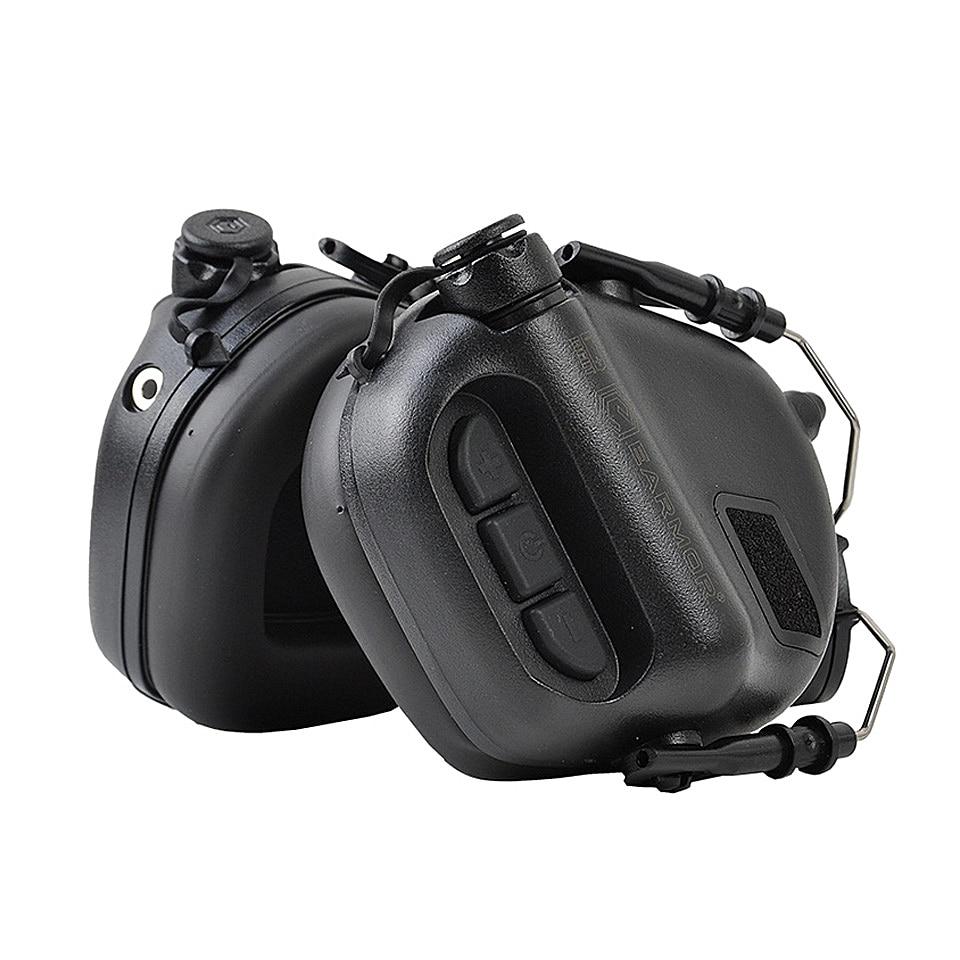 com cancelamento ruído proteção auditiva softair aviação