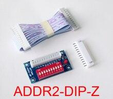 FREE Shipping DIP10  DMX512 decoder  Address code editor free shipping turbo decoder hu66 v 3 for vag gen 2 6