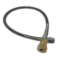 30Mpa 4500psi arbeitsdruck füllung station SCHLAUCH für PCP gewehr/Paintball tank/carbon faser ctylinder für nachfüllen