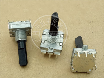 EC16 Encoder With Step  24 Point Handle Length 25MM switch