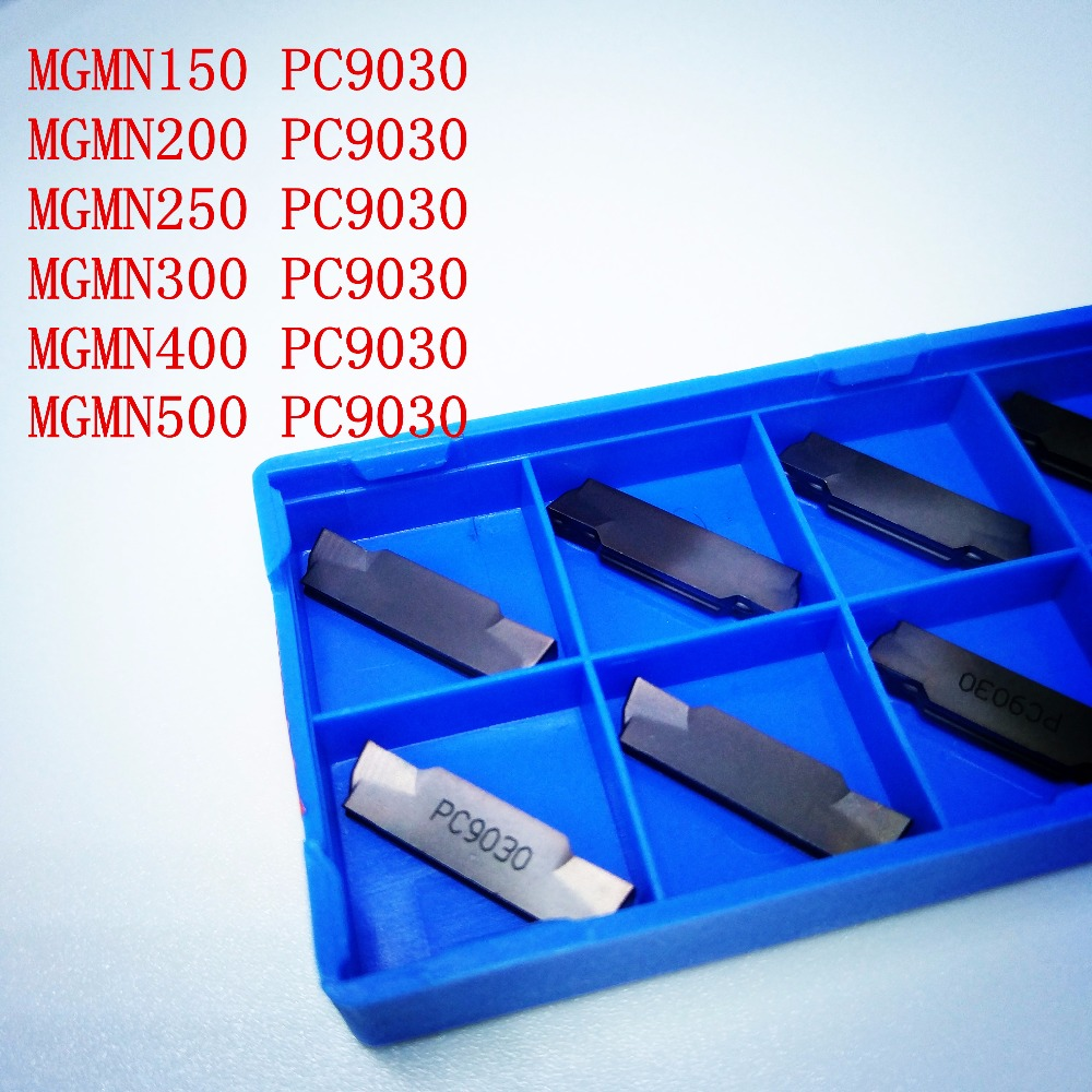 Original Quality MGMN200/MGMN250/MGMN300/MGMN400/MGMN500/-G NC3030 PC9030 CNC Carbide Insert  Mgehr2020-3 Turning Tool