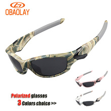 New OBAOLAY Polarized Cycling Glasses Outdoor Sports Bicycle Glasses Bike Cycling Sunglasses Oculos Ciclismo Cycling Eyewear