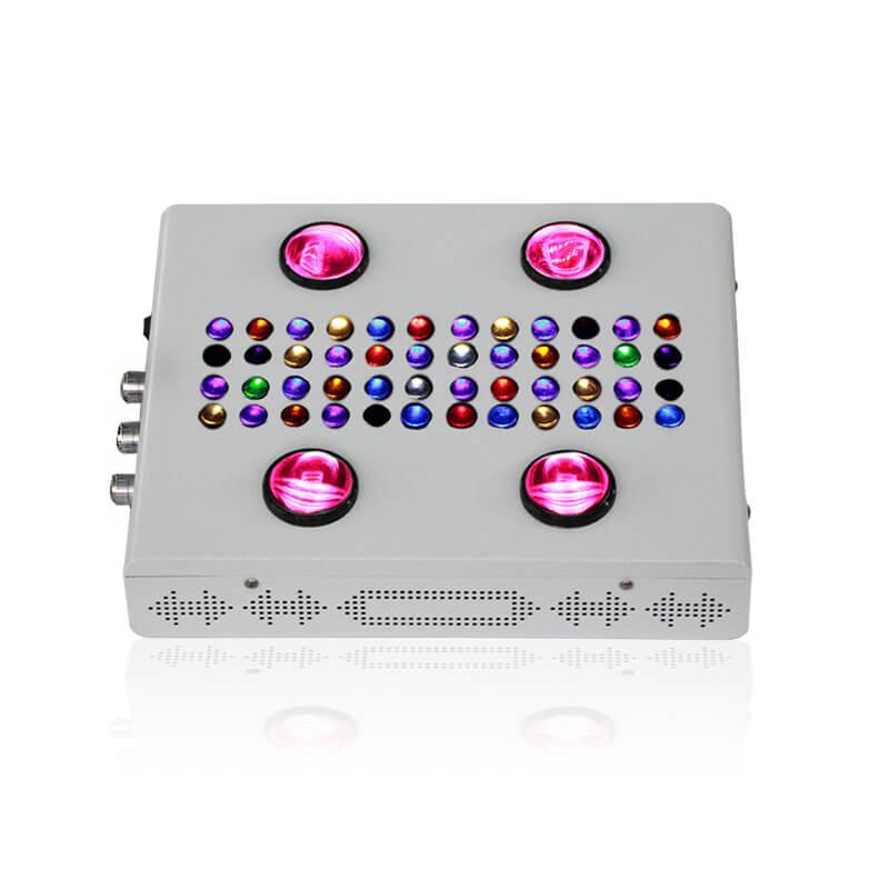 KINLAMS светодиодный светильник для выращивания 750 Вт 550 Вт 350 Вт четыре режима затемнения полный спектр светодиодный светильник для выращивани