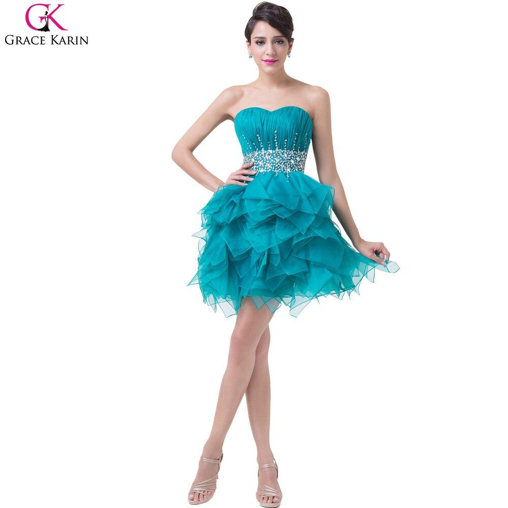 Popular Turquoise Dress Short Summer-Buy Cheap Turquoise Dress ...