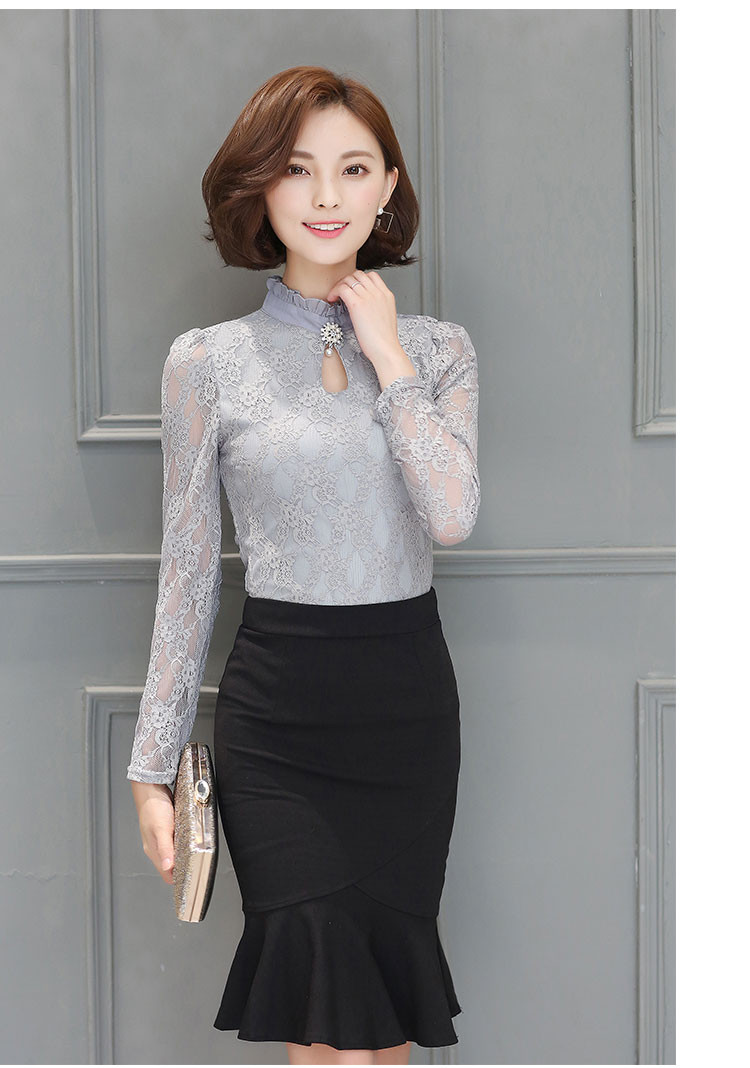 HTB1d9SdOpXXXXc3XXXXq6xXFXXXU - Tops Chemise Femme Blusas Femininas Blouses Women's Shirt