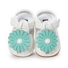 Girls Summer Kids Tartan Hollow Out Princess Style Flower Breathable Non-slip Soft Bottom Cack Sandal Hot
