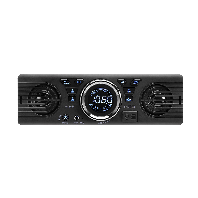 2018 1 Din Car Radio Stereo 12V Auto Audio In-Dash MP3 Player Bluetooth Phone AUX-IN MP3 FM USB Remote Control Auto Radio