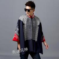Brand Name:nanseehomeGender:MenItem Type:Outerwear & CoatsOuterwear Type:JacketsClosure Type:Single BreastedSleeve Style:Regular