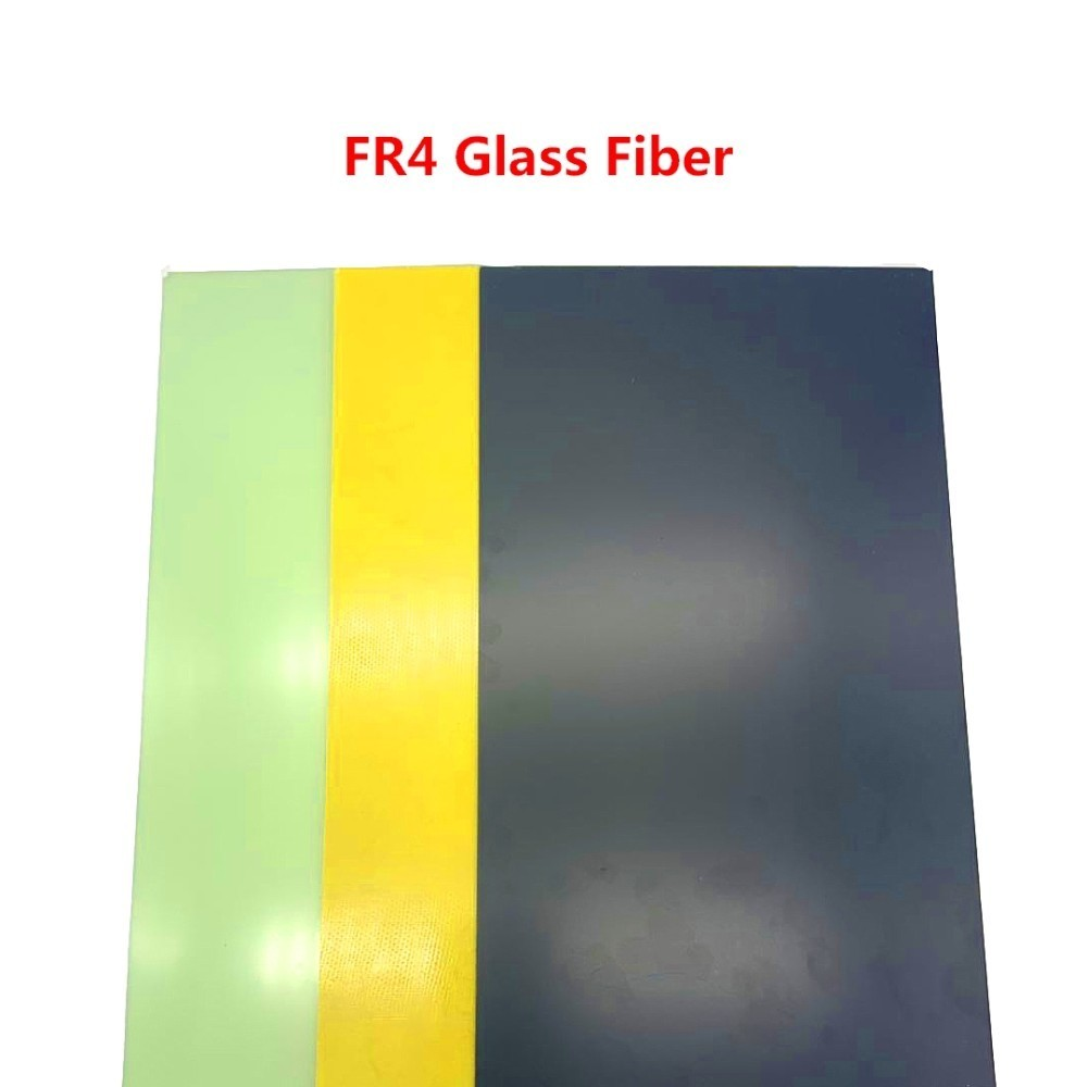 Fiber Sheet Template Of Epoxy Resin With Glass Fiber Fiber FR4 Fiberglass Plate Diy Knife Handle Material 300x170mm X 1mm