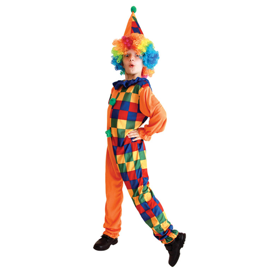 moonight halloween costumes funny kids children circus clown costume naughty harlequin uniform fancy cosplay clothing for boys in boys costumes from novelty - Halloween Costumes Harlequin