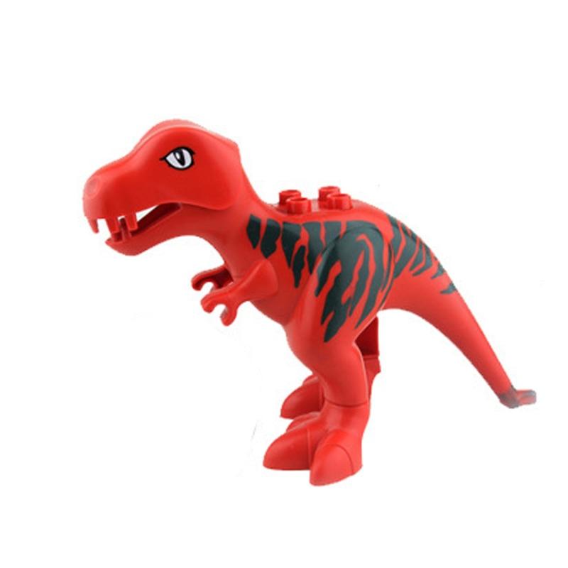 MARUMINE Free shipping bricks duplo animal 37 kinds Education Toys building blocks for children classic