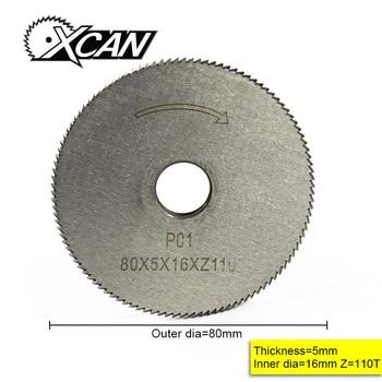 XCAN Schlüssel Schneiden Maschine Klinge 80*5*16*110 t Schlüssel Maschine Cutter Schlüssel Maschine Teile Schlosser werkzeuge für Schneiden Schlüssel