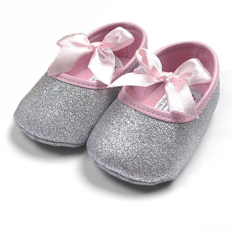 Dropwow Fashion baby girl shoes Hot sale girl first walkers Bling ... 432204c5e796