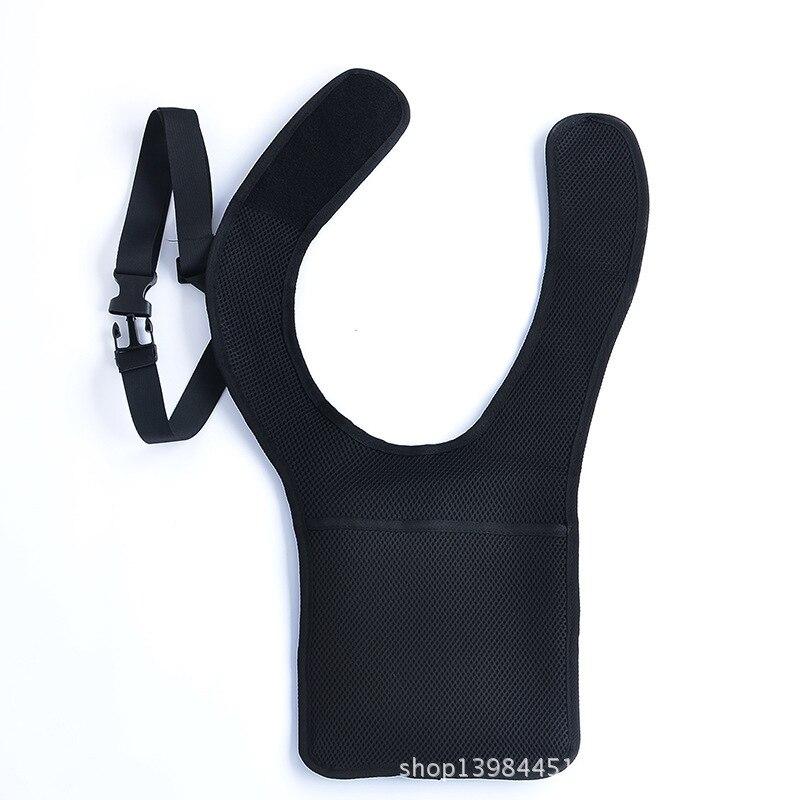 Men's bag new upgrade version of stealth anti-theft armpit men's shoulder bag men's Messenger bagshoulder bag holster 3