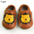 Primavera Otoño Transpirable de Cuero Suave Del Bebé Primeros Caminante Del Bebé Niños Niñas Infantiles Zapatillas Andadores Botas Zapatos GZ026