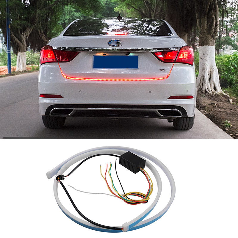 car Brake Lamp Signal Lamp Tail Light Turn Signal Light for Hyundai IX35 I30 VERNA SONATA TERRACAN TUCSON SANTAFE solaris creta accent verna solaris for hyundai led tail lamp 2011 2013 year red color yz