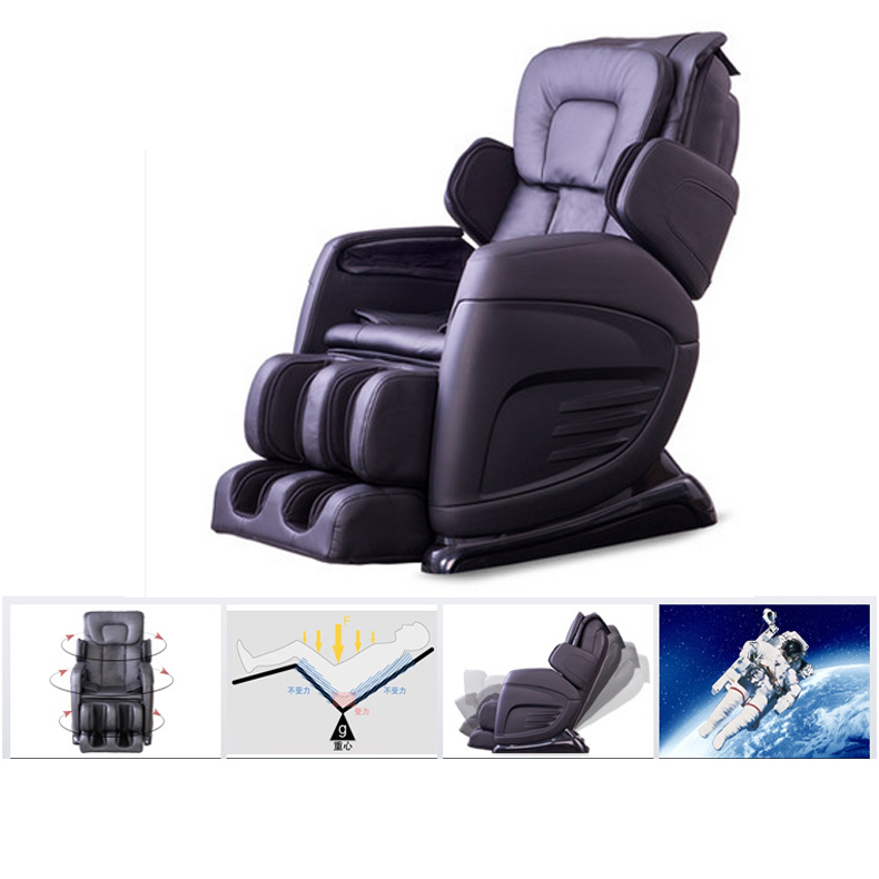 Household electric massage chair zero gravity automatic multifunction body massage sofa chair/tb180903 180614 luxury massage chair home body zero gravity capsule 3d multi function electric massage sofa chair