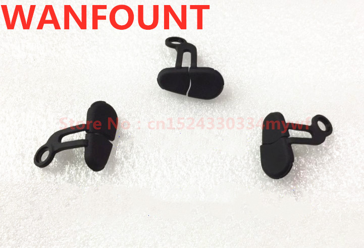 New Repair Part For Nikon D300 D300S D3 D3S D3X D700 D800 Shutter Cable Rubber Top Cover Rubber Lid Door Camera Replacement