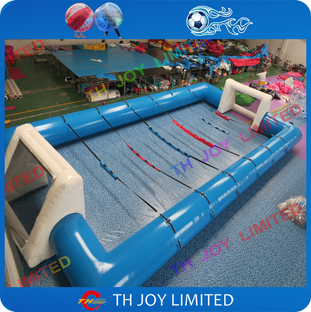 Free Shipping MH Giant Outdoor Inflatable Human Foosball - Human pool table