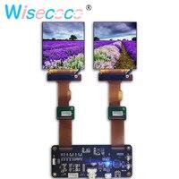 2.9 インチ 2 18k 1440*1440 の ips 液晶画面ディスプレイパネル LS029B3SX02 dp MIPI インタフェースコントローラボード画面 120 60hz の -
