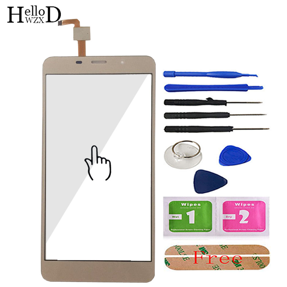Image 3 - 5.7 inch Mobile Phone Touchscreen For Leagoo M8 / M8 Pro Touch Screen Glass Digitizer Panel Lens Sensor Glass Adhesive Gift-in Mobile Phone Touch Panel from Cellphones & Telecommunications