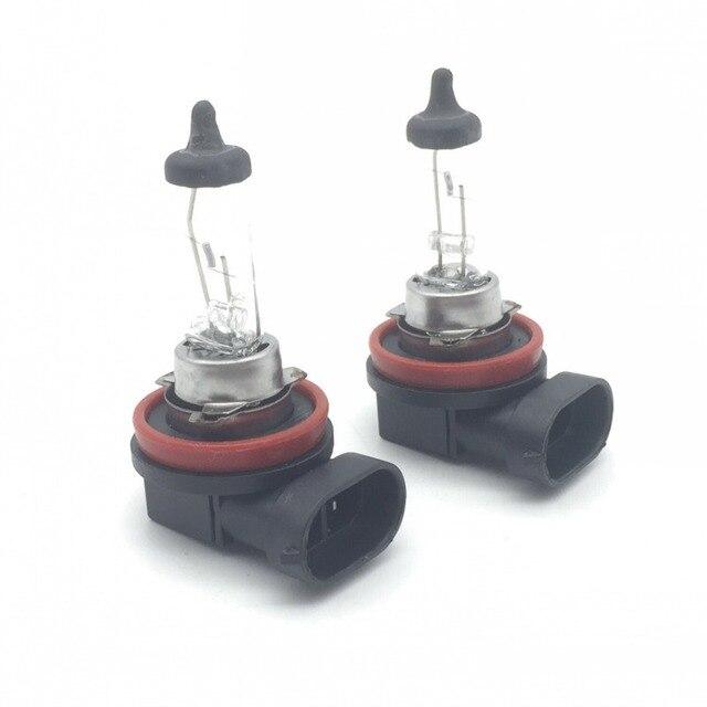 2PCS H11 H8 55W 4300K Fog Bulbs / Fog Lights Bulb 12V Car Bulbs