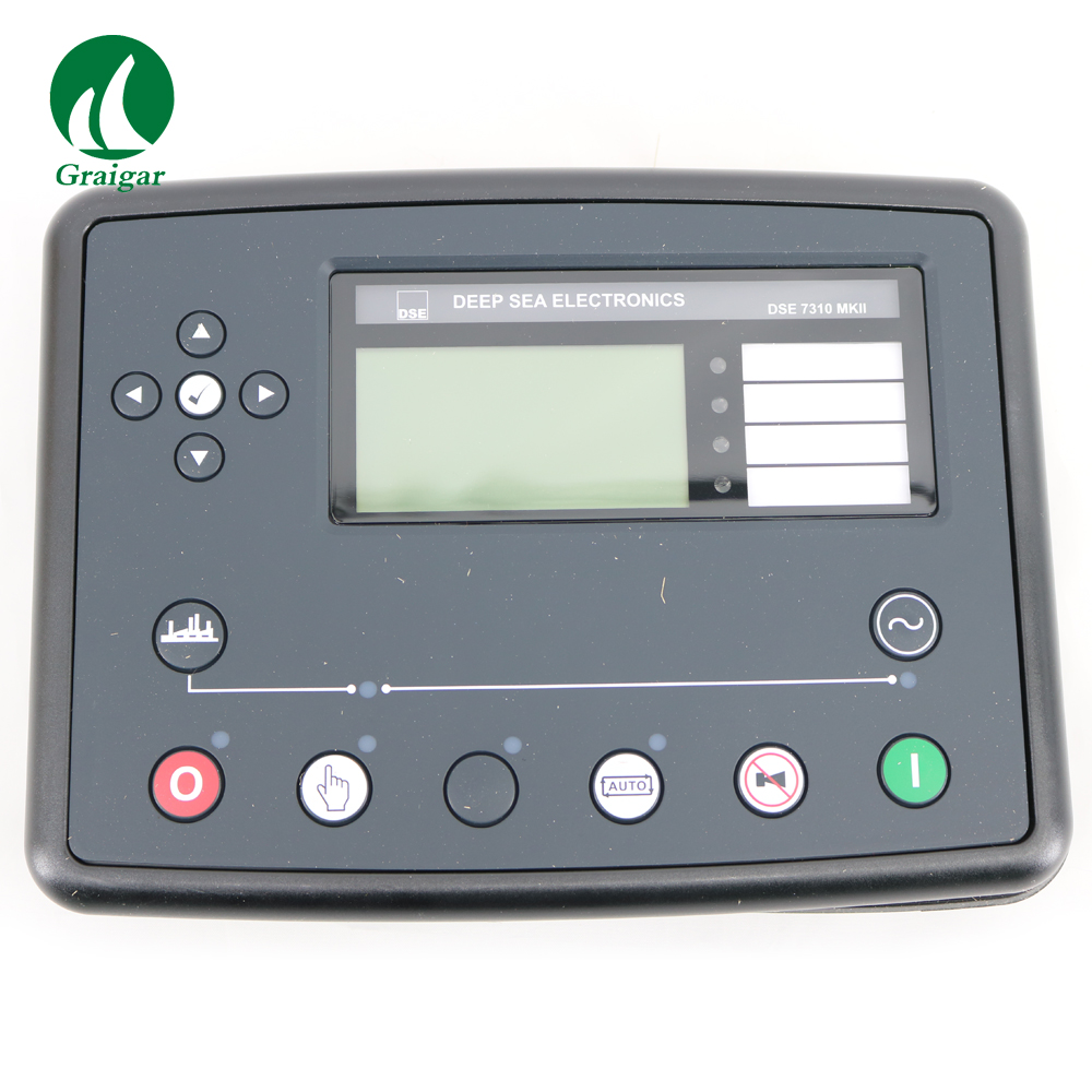 US $594 0 |New Original Auto Start Control Module,Deep Sea generator  controller DSE7310MKII-in Generator Parts & Accessories from Home  Improvement on