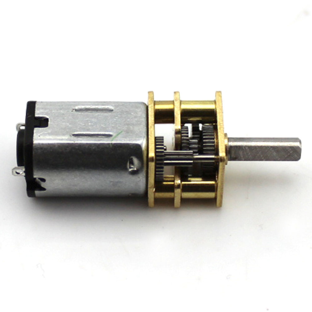 GA12-N20 Mini DC 6V 30RPM Gear Motor