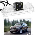 1 шт. автомобилей видеокамера заднего хода из светодиодов с номерных знаков для VW Touareg 2011