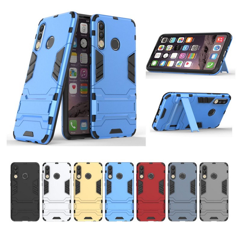 sFor Huawei P30 Lite Case p30 Shockproof Armor Rubber stand Phone For Back Cover Pro Fundas