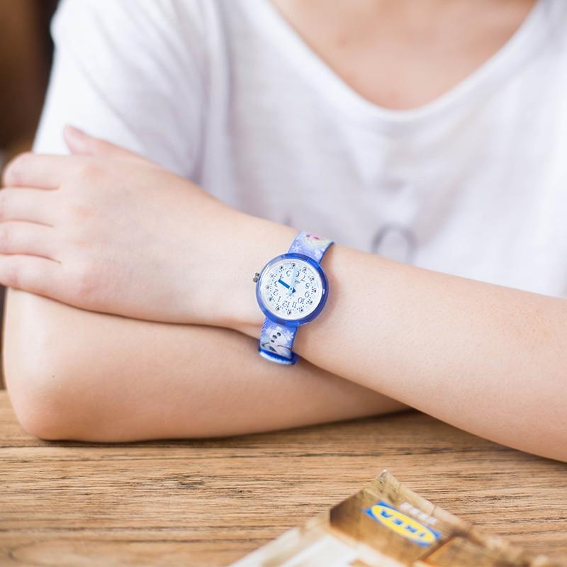 Swatch Flik Flak children's Table Series Quartz Watch ZFLNP023 цена и фото