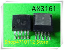 NEW 10PCS/LOT AX3161 AX3161M5A TO-263 IC