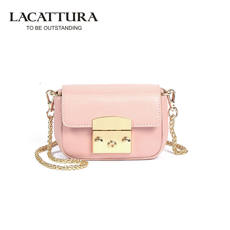 T0034 Women Messenger mini Bags flap Fashion small chain Genuine Leather Shoulder Crossbody Bags For Women Handbags Clutch Bag 2017 summer metal ring women s messenger bags solid scrub leather women shoulder bag small flap bag casual girl crossbody bags