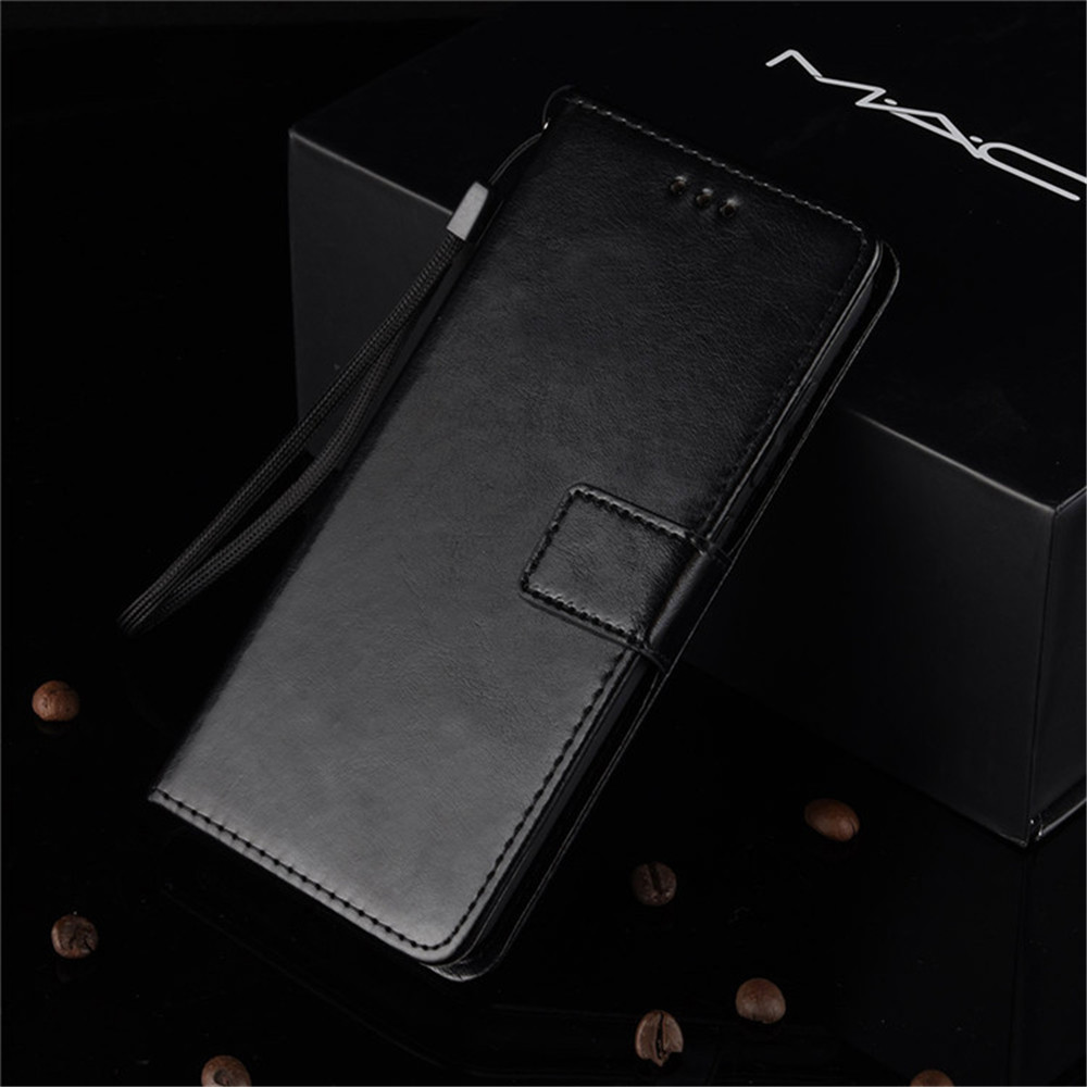 For <font><b>Nokia</b></font> <font><b>6.1</b></font> <font><b>Case</b></font> For <font><b>Nokia</b></font> <font><b>6.1</b></font> Plus Luxury <font><b>Flip</b></font> PU <font><b>Leather</b></font> Wallet Lanyard Stand ShockProof <font><b>Case</b></font> For Nokia6.1 Plus Phone Bags image