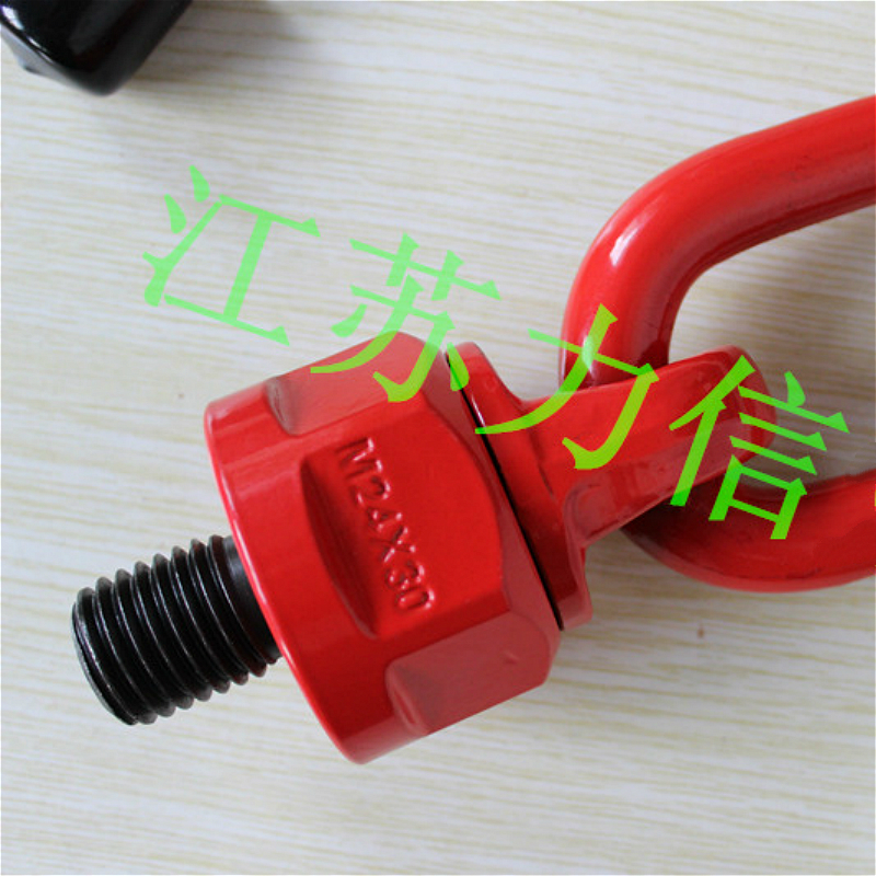 M 8 To M 36 Universal Lifting Ring 360 Degree Rotating Eye Bolt Screw High Strength Die Ring Screw G 80 Bolt